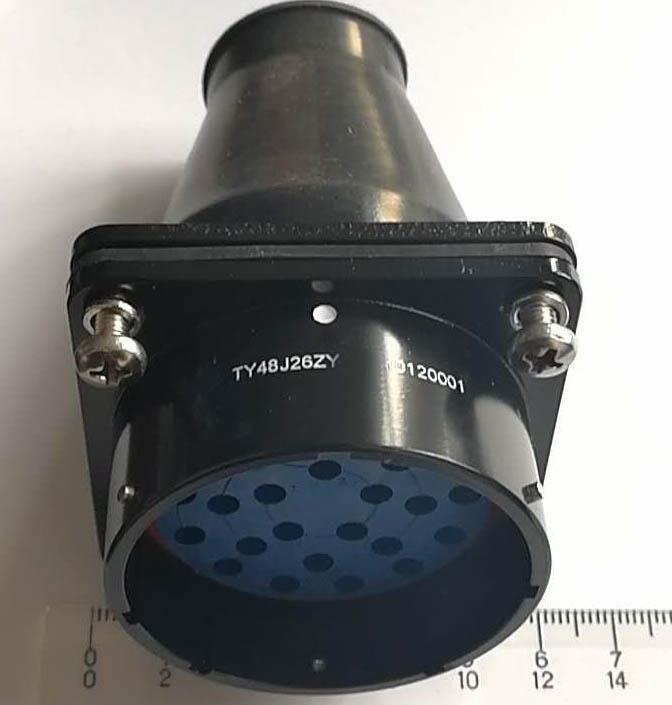 TY48型圆形电连接器 4