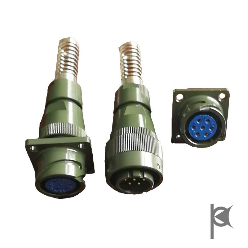 Water proof cable connectors FQC18 series