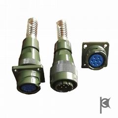 防水型圆形电连接器FQC18系列