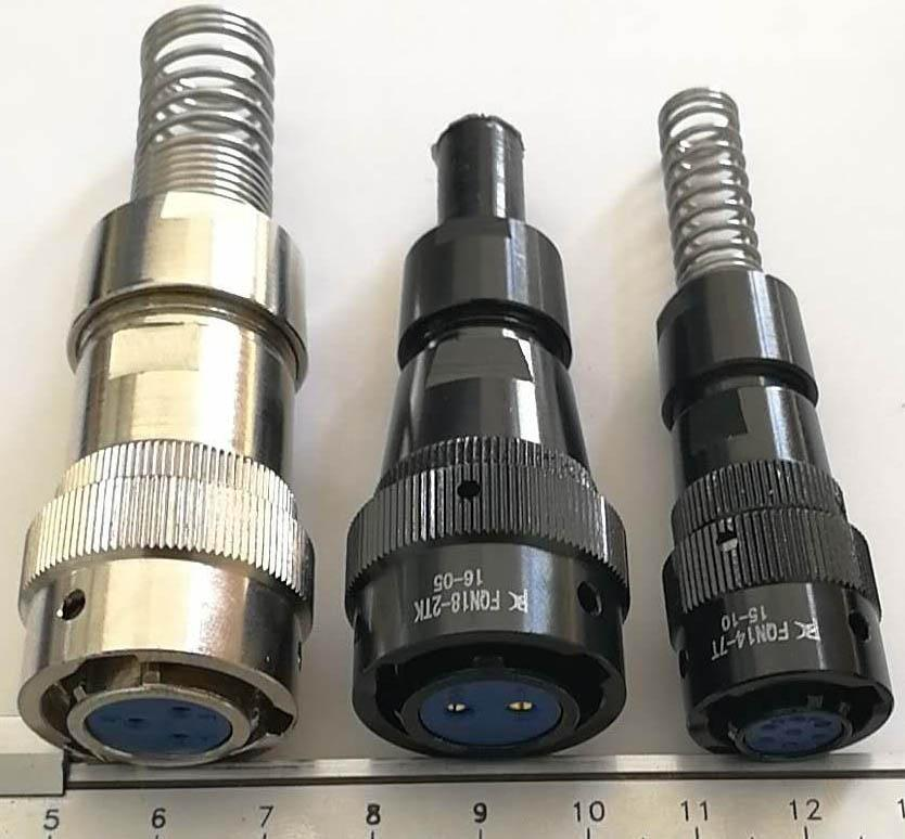 water proof  circular connectors FQN24 series