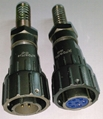 water proof  circular connectors FQ18-7