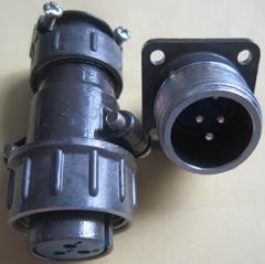 P 型通用型圆形电连接器,航空插头