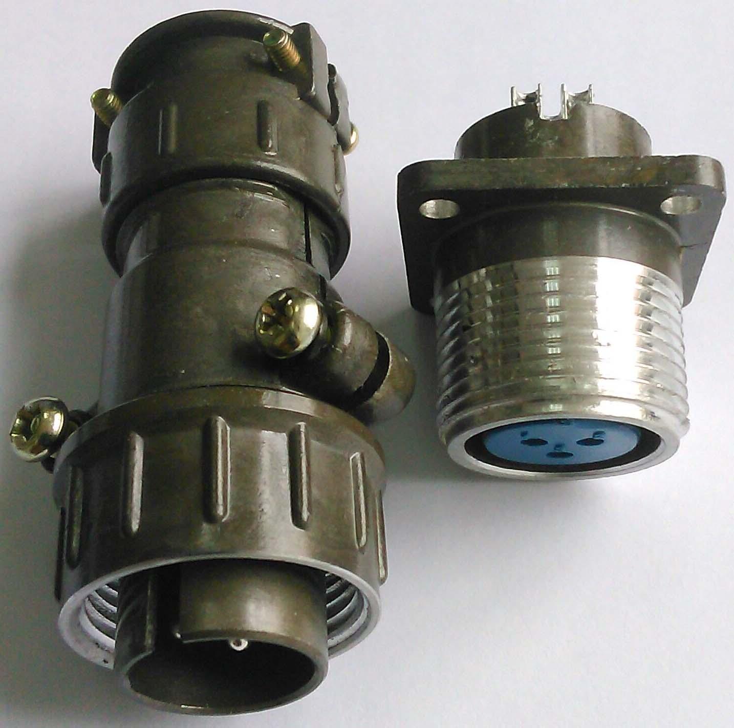 P series circular connectors 4