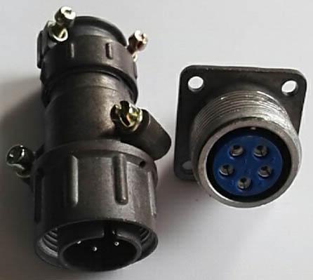 P series circular connectors 5