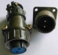 P 型通用型圆形电连接器,航空插头 6