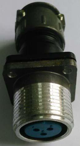 P 型通用型圆形电连接器,航空插头 8