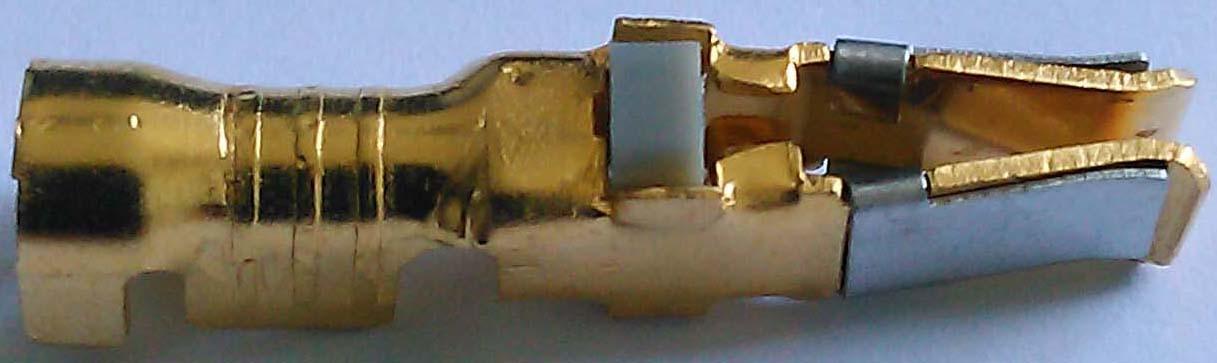 F3塑料圆形连接器壳体 4