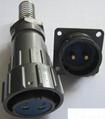 FQ24-2防水型90度弯头圆形电连接器 2