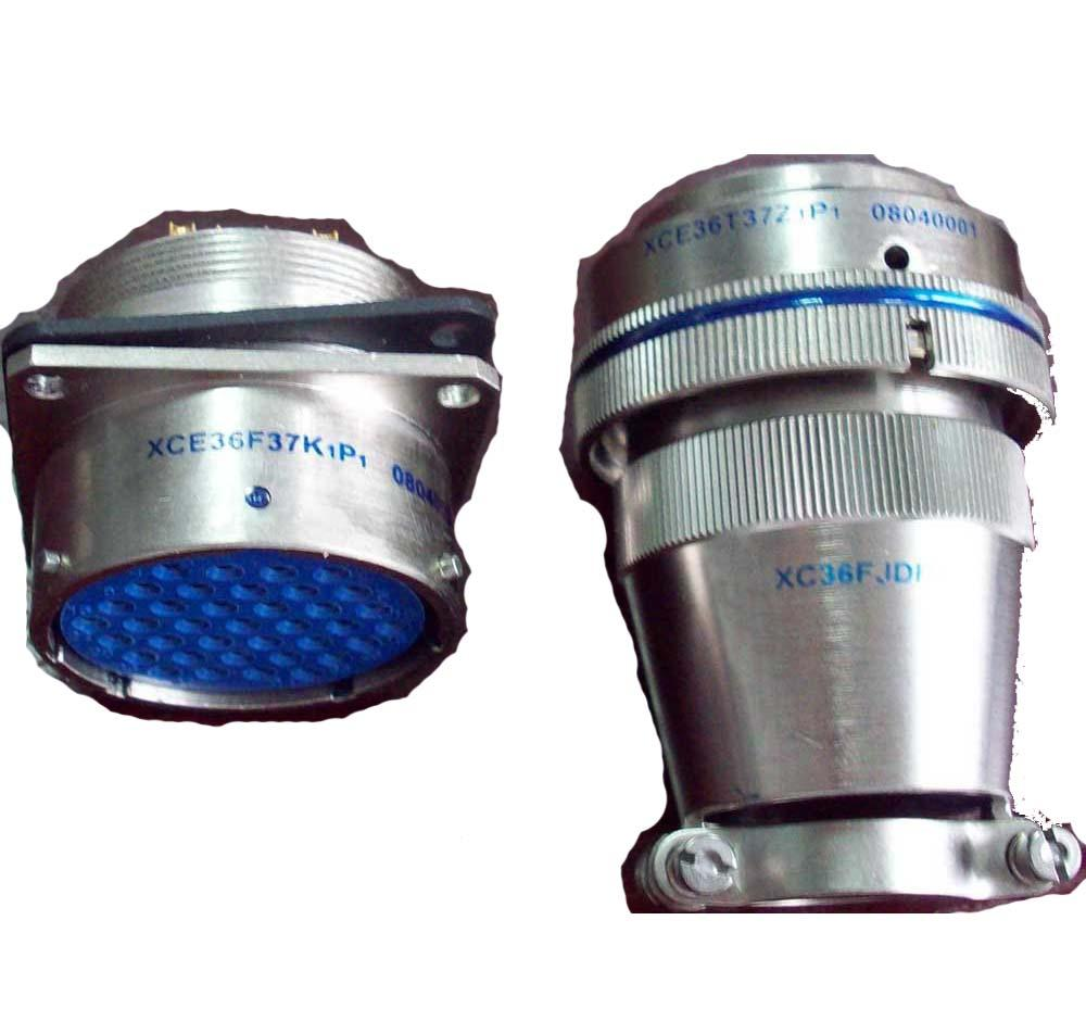 XCE series Military connectors
