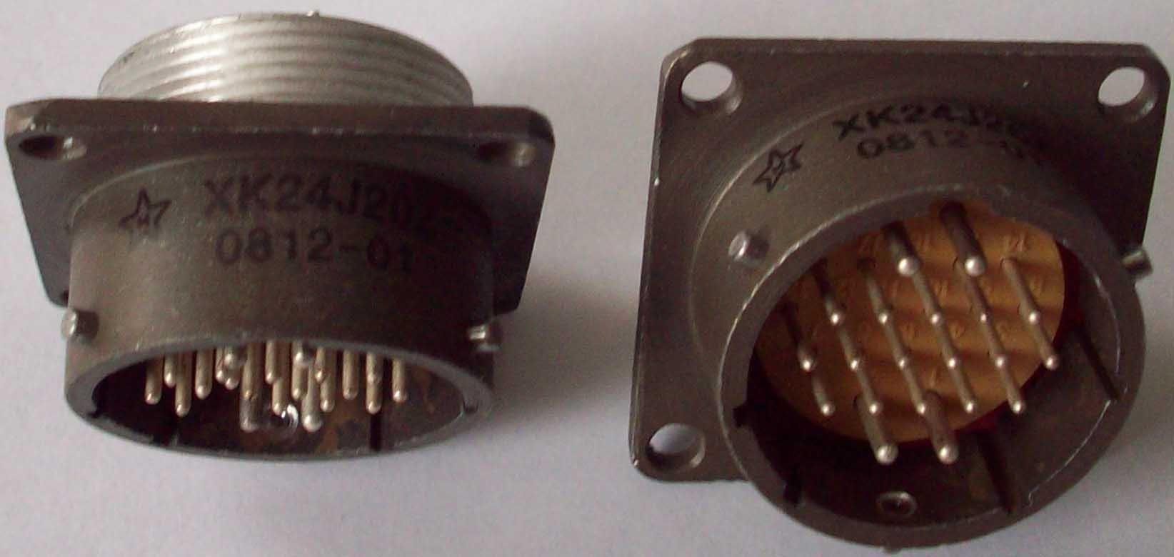 XK27 series  connectors 5