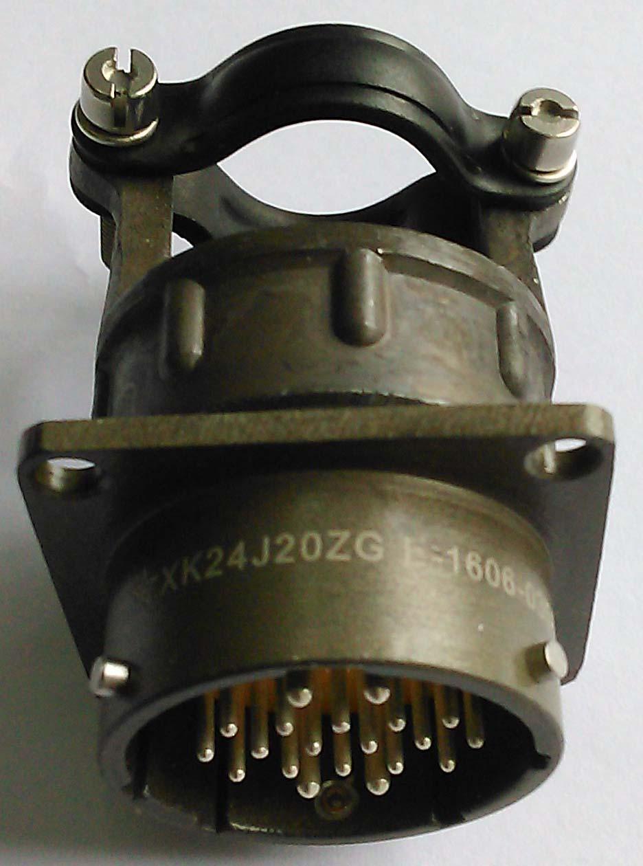 XK27型系列电连接器,航空插头 7