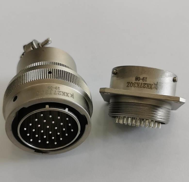 XK27型系列电连接器,航空插头 4