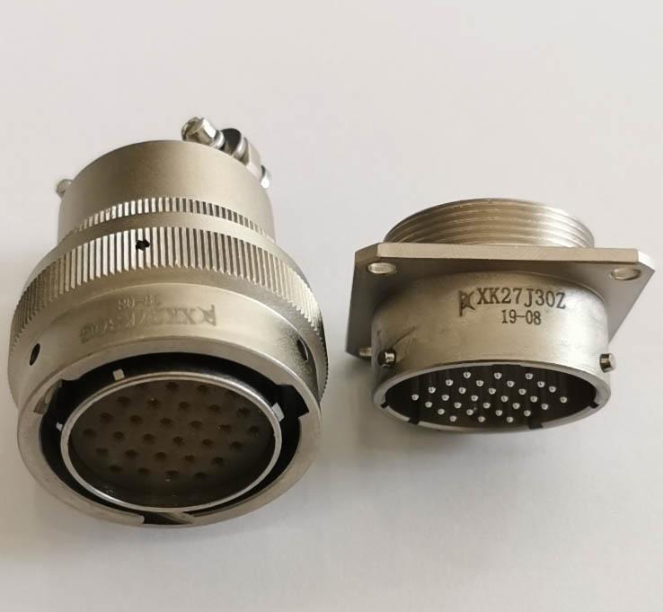 XK27型系列电连接器,航空插头 2