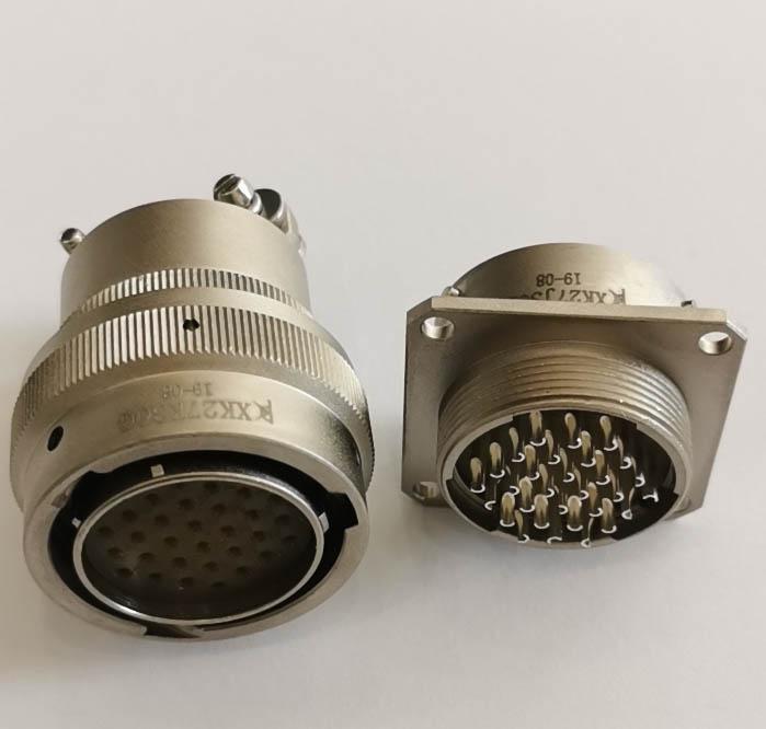 XK27型系列电连接器,航空插头 3