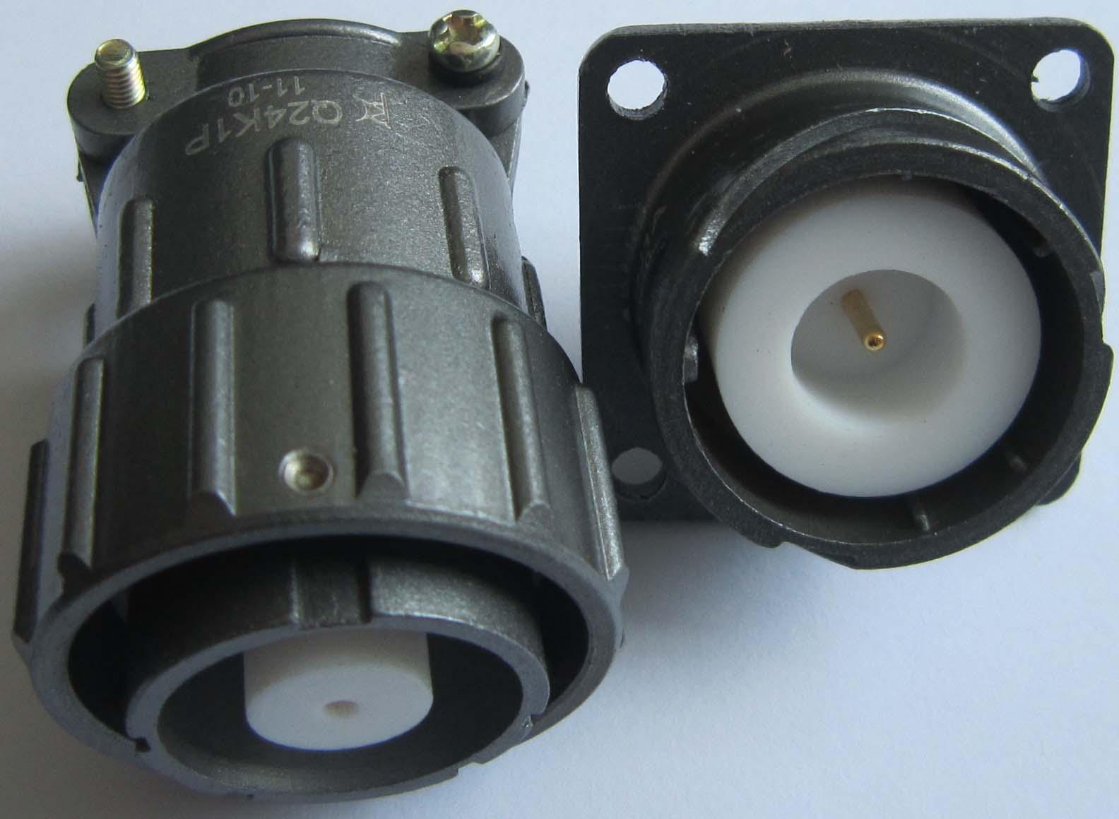Q18型耐高压电连接器,航空插头 2