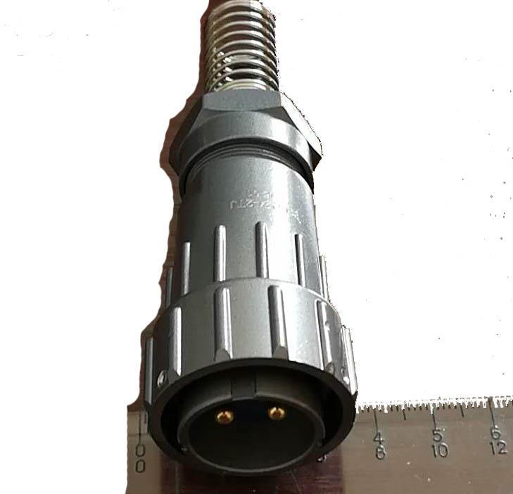 FQ24型大电流防水插头,面板式插座 5