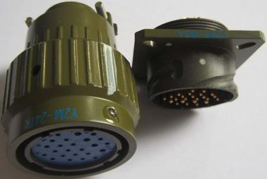 YP28系列圆形电连接器,航空插头座 3