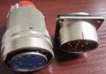 仿美军标系列圆形电连接器,航空插头座 7