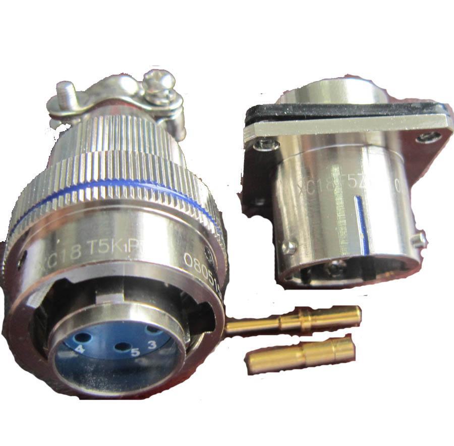 XC18系列高品质电连接器 1