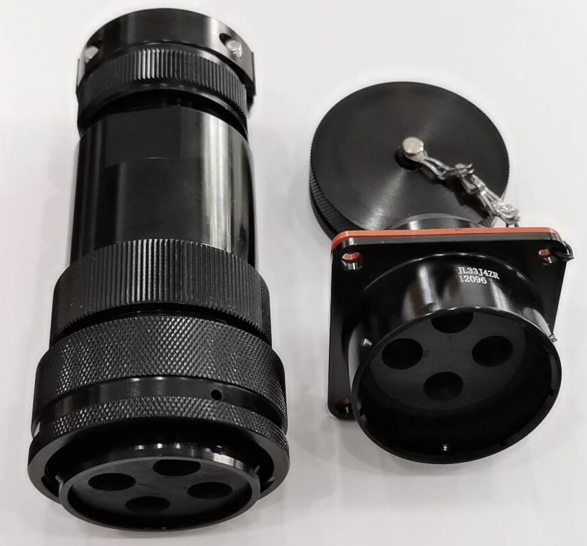 JL33型圆形大电流连接器 3