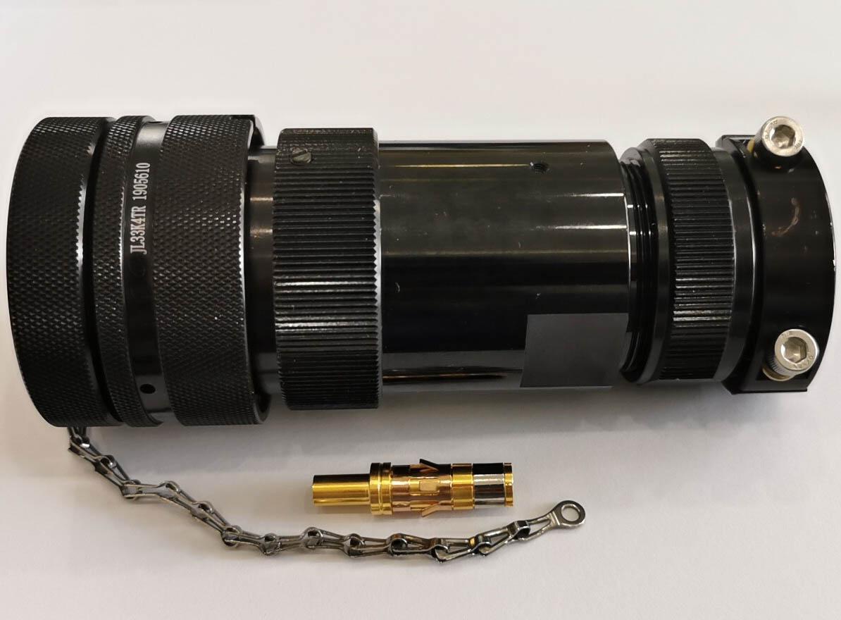 JL33型圆形大电流连接器 8