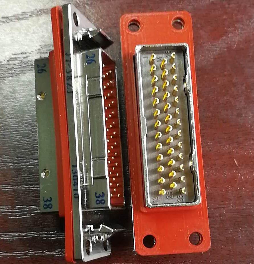 J7系列矩形航空插头 5
