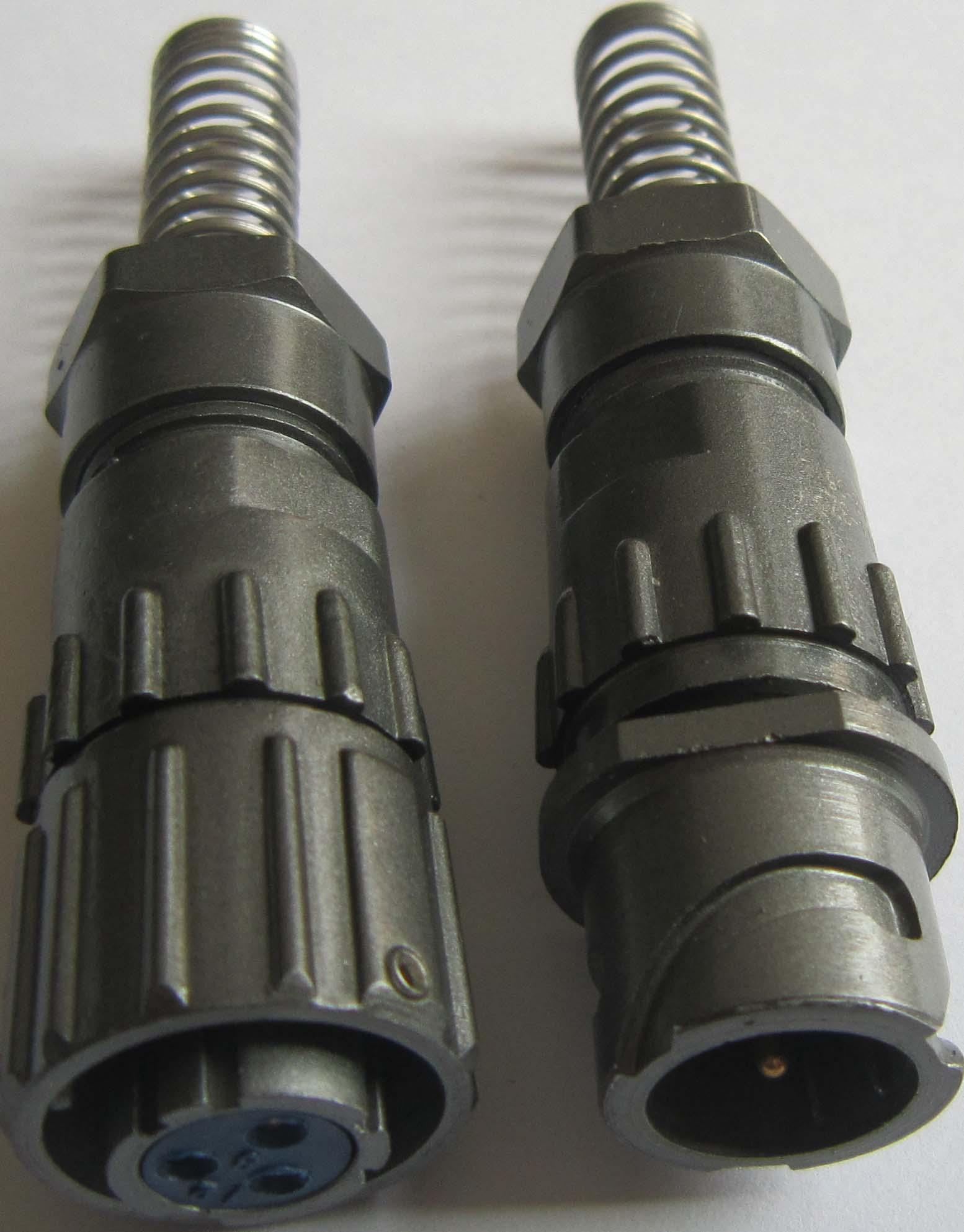 电连接器,FQ防水型圆形接插件 3