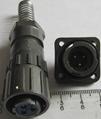 电连接器,FQ防水型圆形接插件 5