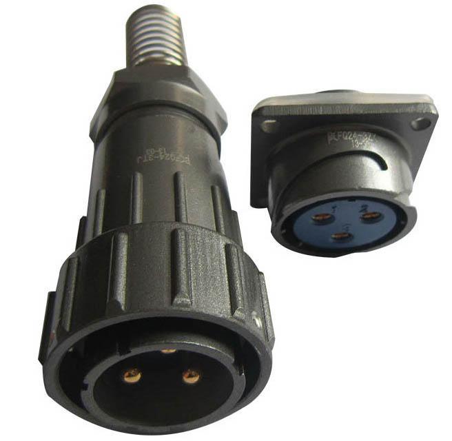 电连接器,FQ防水型圆形接插件 6