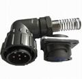 电连接器,FQ防水型圆形接插件 7