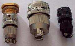 Y11系列圆形密封式电连接器,航空插头座