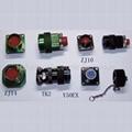 Y50EX series Circular connectors meet MIL-C-26482