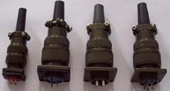 KP2G 系列符合俄罗斯标准航空插头