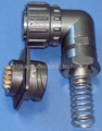 FQ24 series circular connectors,water proof connectors