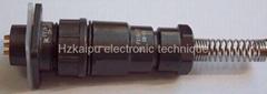 防水电连接器,FX16型航空插头