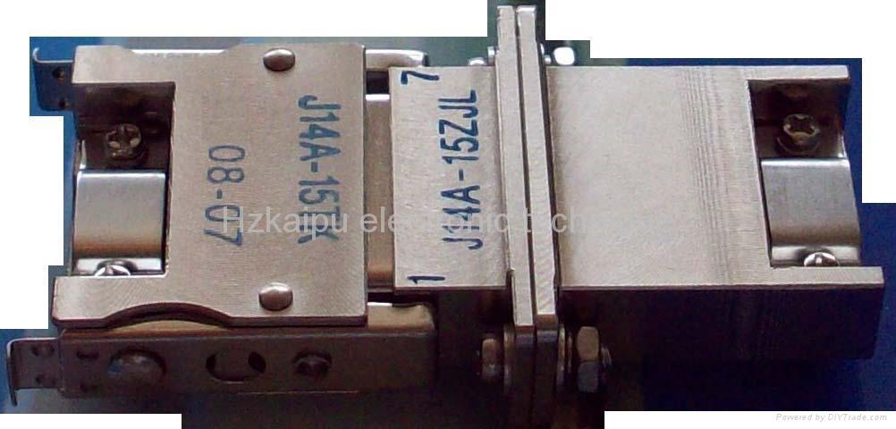 J14系列軍品電連接器 5