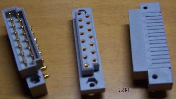 J15型矩形栅栏式孔电连接器 2