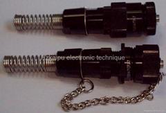 防水型系列圆形电连接器 FQX14