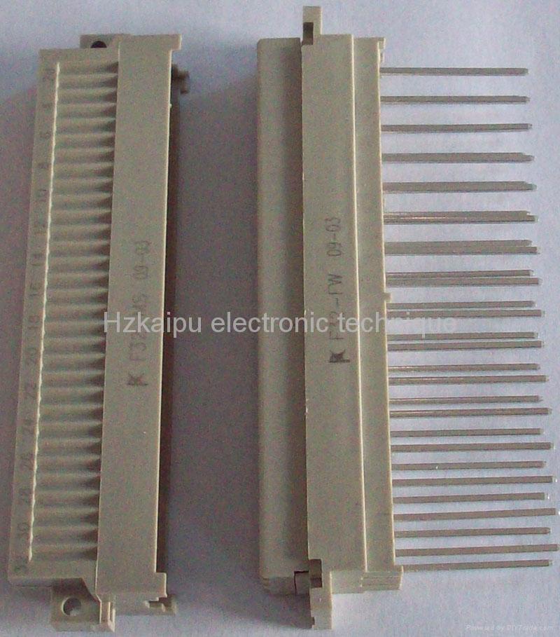 rectangular connectors F32 series