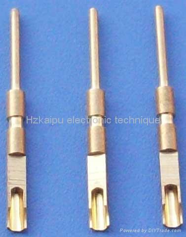 电连接器插针 1