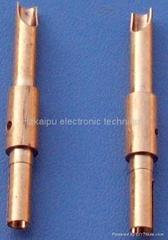 焊接式插孔