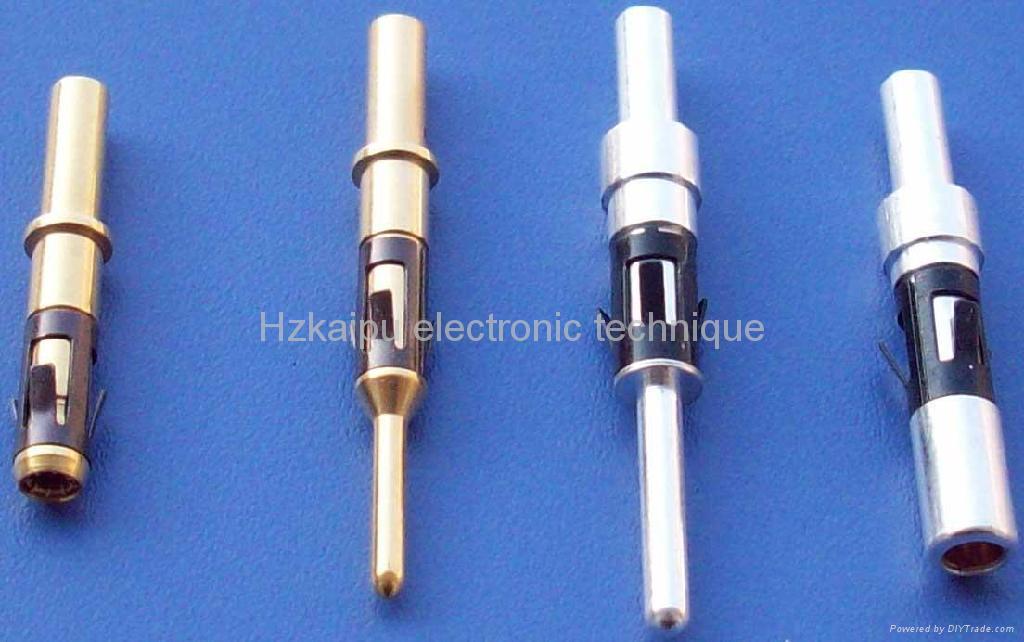 压接式插针插孔 1
