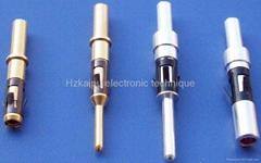 crimp contacts for connectors