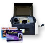 SISS SIP30C Plastic ID Card Printer