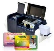SISS SIP30F Double Sided Card Printer for Personalization