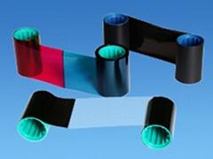 Datacard YMCKO ribbon