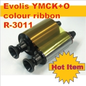 Evolis card printer ribbon
