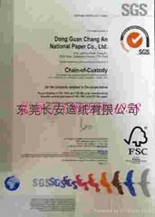 40%pcw環保再生70-350雙膠紙