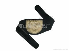 08-2高分子热灸磁石理疗自发热护颈