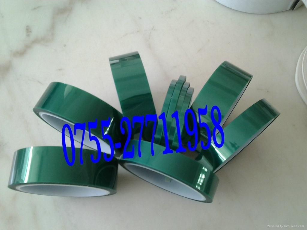 绿色PET高温胶带   2